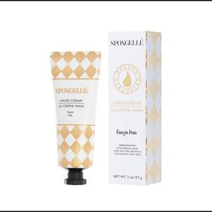Spongelle Hand Cream - Freezia Pear